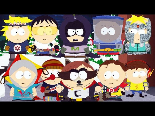 ПЕРЕМИРИЕ ► South Park: The Fractured But Whole 15