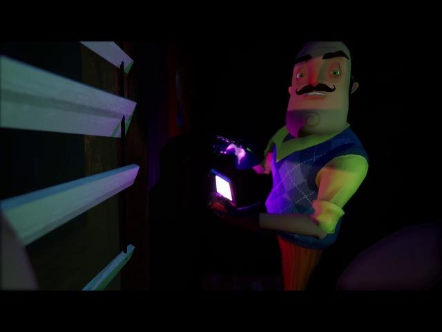 Hello Neighbor Switch Teaser
