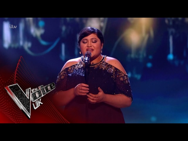 Lucy Performs 'Gravity': The Knockouts | The Voice UK 2018