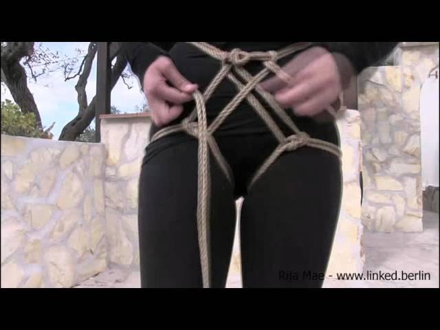 Rija Mae - Hipharness for Self-Suspension