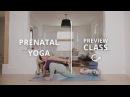 Prenatal Vinyasa Yoga Class with MacKenzie Miller