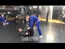 DLR/Hip Guard Kung Fu Sweep - ZombieProofBJJ (Gi)
