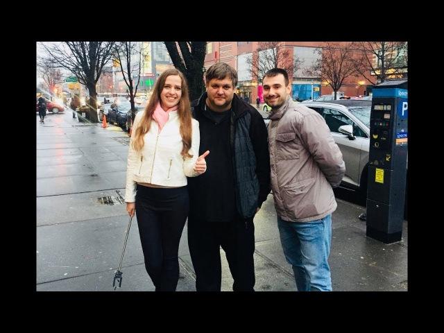 Страшный и ужасный ГАРЛЕМ Итоги UBER и LYFT за неделю в Нью Йорке Жизнь в США VLOG