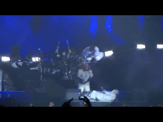 Slipknot - Disasterpiece - live at Graspop 2013 · coub, коуб