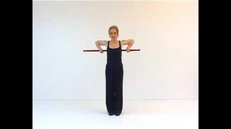 Гимнастика и упражнения при остеохондрозе шейно-грудного отдела позвоночника - ...