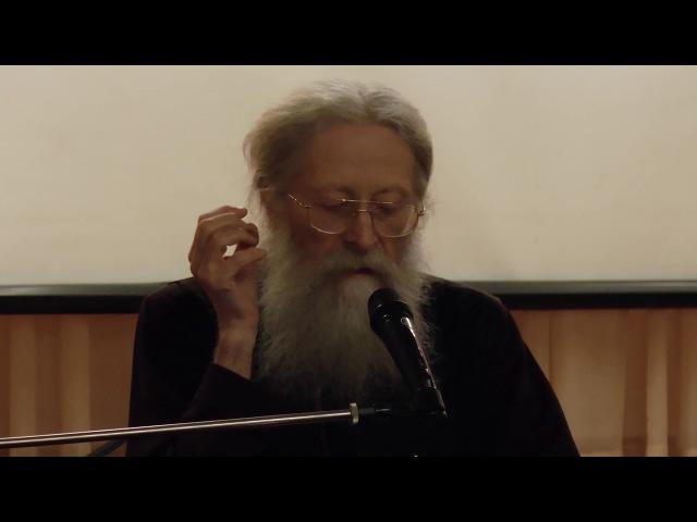 Протоиерей Геннадий Фаст. Нравственность: вечное и изменчивое. 20.12.2017.