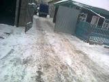 Просто-Белые Голуби На Белом Снегу, Город Тюмень(05.12.2017)
