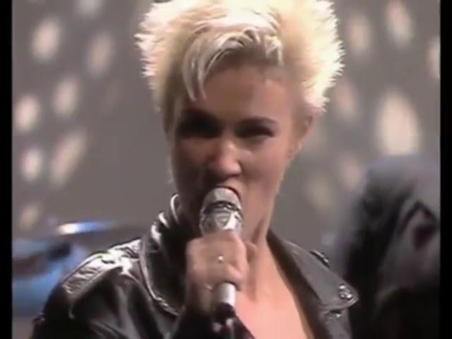 Metallica feat.Roxette - She's got the blackened (1988)