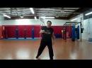 Footwork Combat Pivoting