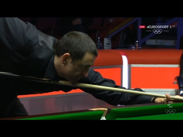 Ronnie O'Sullivan 128 v Stephen Maguire SF World Grand Prix 2018