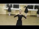 Солнышко Петербурга открытый урок по народному танцу 20.12.2017