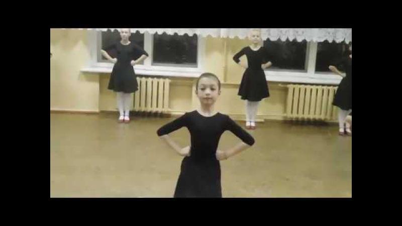 Солнышко Петербурга открытый урок по народному танцу 20 12 2017