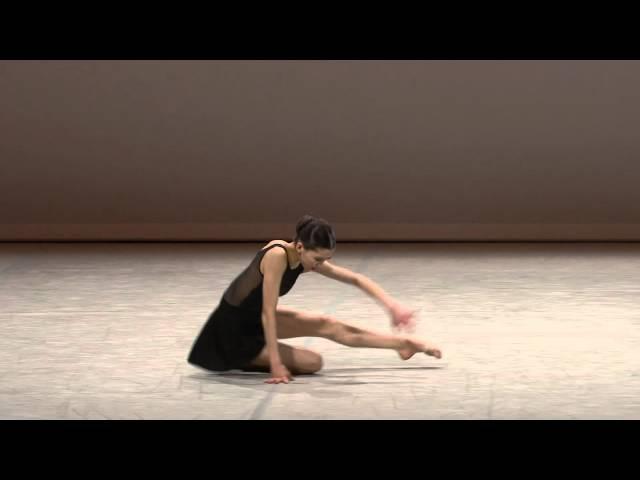 Amber Ray 2015 Prix de Lausanne Finalist Contemporary variation
