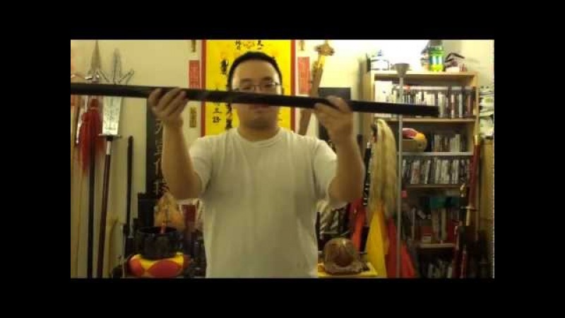 Zatoichi Sword Sharpened Result Cutting Test