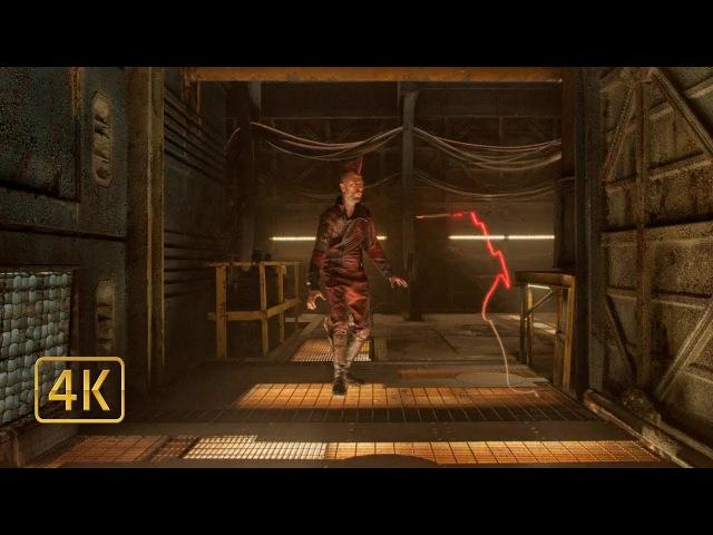 Краглин пытается контролировать стрелу. Первая сцена после титров. Стражи Галак...