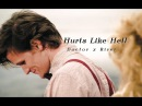 Doctor x River Hurts Like Hell