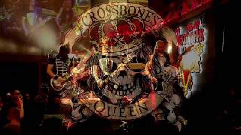 CROSSBONES' QUEEN - Medley (QUEEN Cover)