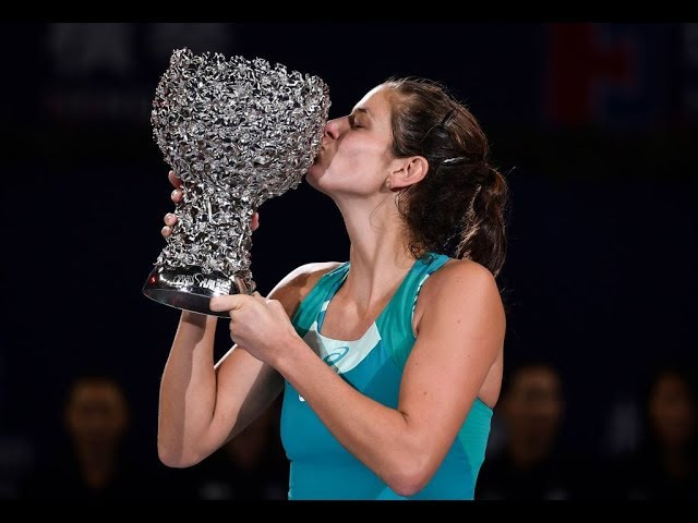 WTA Breakthrough of the Month | October 2017 | Julia Goerges