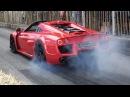 Noble M600 Speedster w LOUD Backfires Tune Yamaha 4 4 Twin Turbo V8 Sound