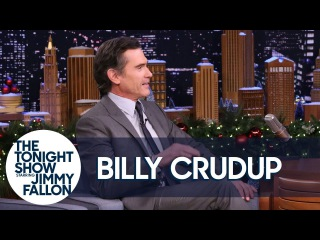 Billy Crudup Witnessed a Massive Sea Storm and Lived to Film It