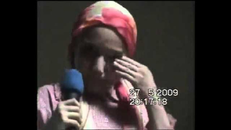 Küçük kızdan duygu yüklü Şehit Anası şiiri