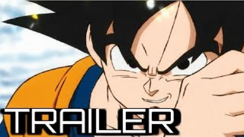 NUEVA PELICULA Dragon Ball Super 2018 - Teaser Trailer