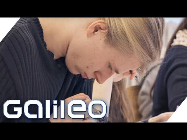 Der Alltag an einem Hochbegabten-Internat | Galileo | ProSieben