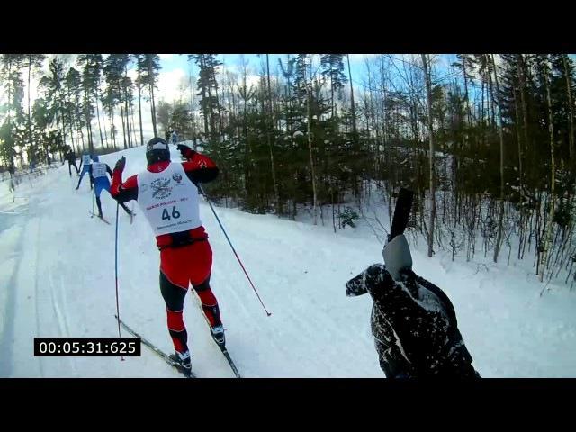 Лыжная гонка Кохма 5км