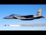 F-15 упустил неопознанный самолет в небе над США