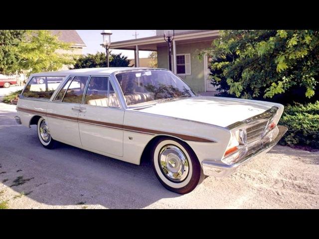 Studebaker Lark Wagonaire Concept '1963
