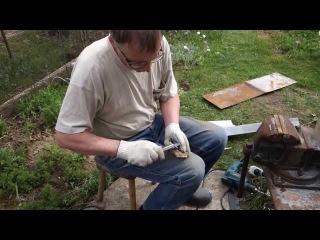 Часть 2.Как сделать точилку для ножей своими руками.