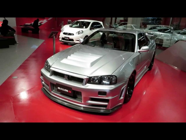【R34 Z-tune CRS GT-R NISMO】NISMO GT-R系コンプリートカー揃いぶみ