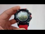 Стильные смарт часы Skmei Smart Watch