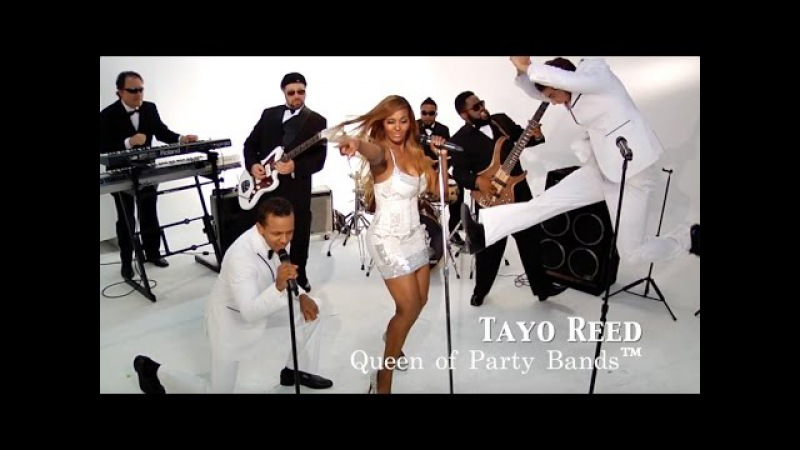 BEST WEDDING PARTY BAND | Event Band | 2017 QUEEN OF PARTY BANDS® Tayo Reed