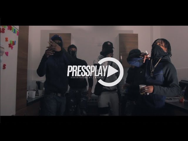GP Bookey X Lockz Captain Selector Music Video @itspressplayuk