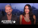 Nikki Bella On The Sexy 'Dancing' Moves She's Already Showing Fiancé John Cena | Access Hollywood