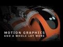 Autodesk Maya 2018 - Motion Graphics MASH webinar - Oct 2017