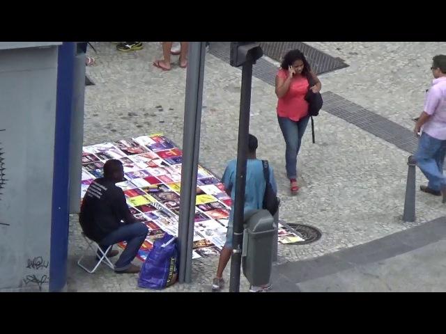 Fingindo estar armado - Rio de Nojeira