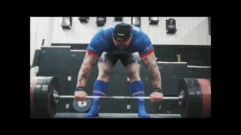 Deadlift. Становая тяга.