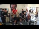Zahir khudayarov raw bench press 260 x 1