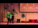 марийский танец - Ирәндек халыҡ бейеүҙәре ансамбле егеттэре