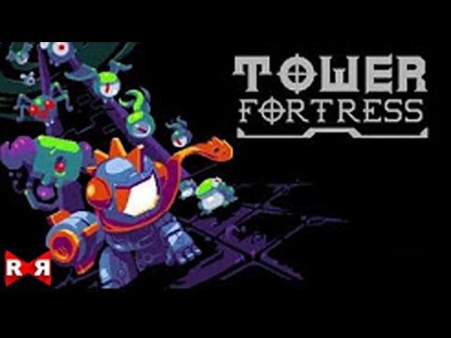 ✦Первая игра в игру✦《Tower fortress》и это игра супер❤!!