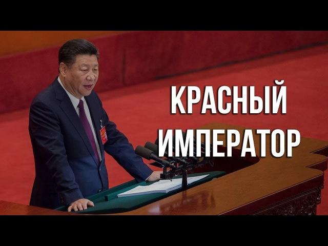 Николай Вавилов. К чему приведёт бессрочное правление Си в Китае