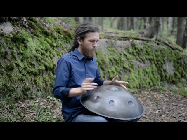 Pasha Aeon - Magic Sound of Handpan, OMana, E celtic minor