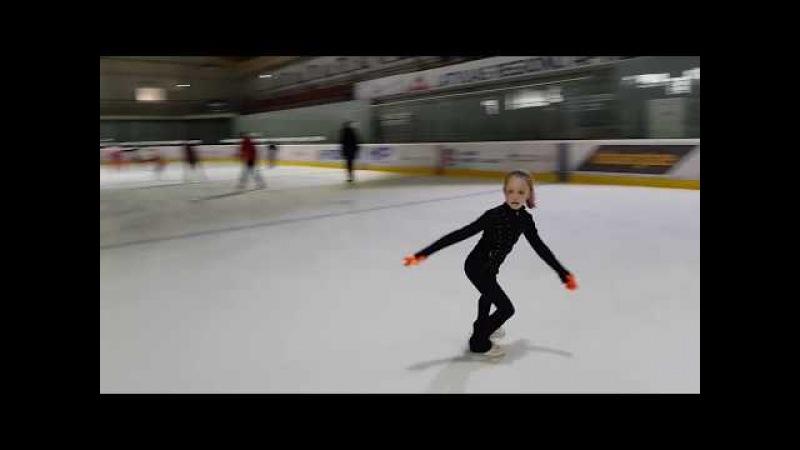 Начальное обучение технике многооборотных прыжков в фигурном катании