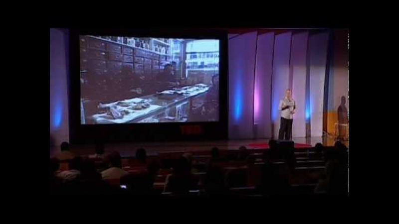 Дерек Сиверс: Странный или просто иной? | TED