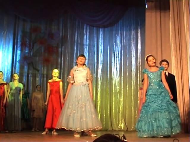 Театр эстрадной песни МИКС г.Шостка — Апрель (муз. и сл. — А.Ермолов)