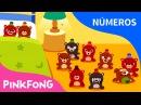 Diez En La Cama | Números | PINKFONG Canciones Infantiles