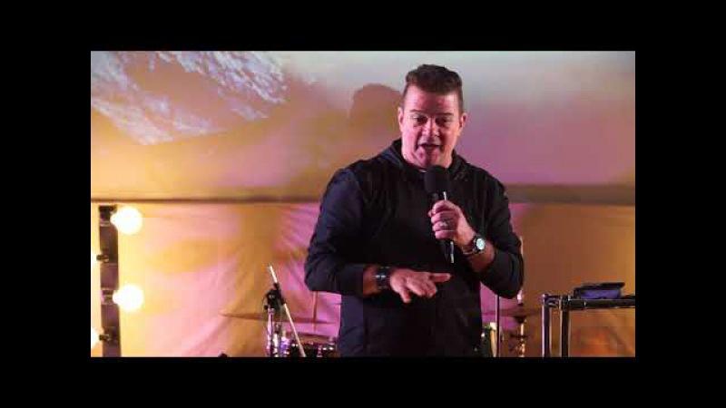 Джеф Дженсен. Сверхъестественное Царство, часть 3. Октябрь 2017