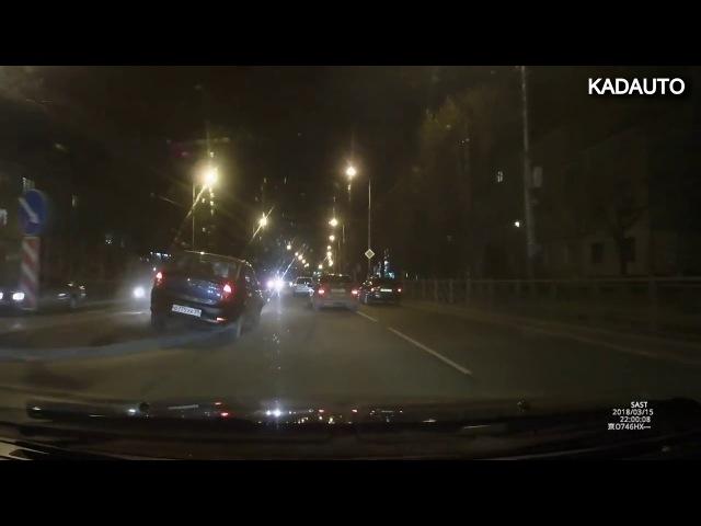 Преступление и наказание на Невского в Калининграде. 15.03.18